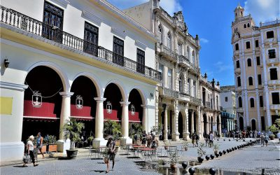 Havana City's Historic Five Squares